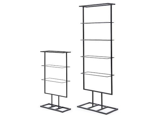 Small frame rack