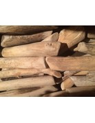 Tumbled wood 12-15 cm