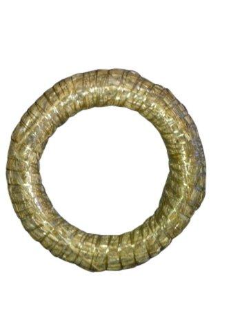 Straw wreath Ø 30 cm