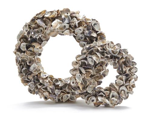 oyster wreath