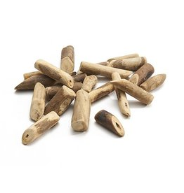 Getrommeld hout 3-7 cm