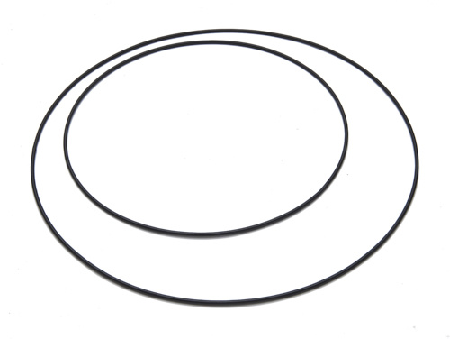 Metal ring 50 cm