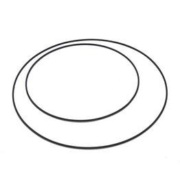 Metal ring 80 cm