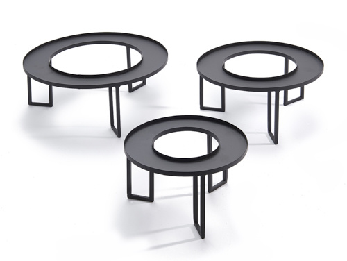 Tray rond voor oase ring