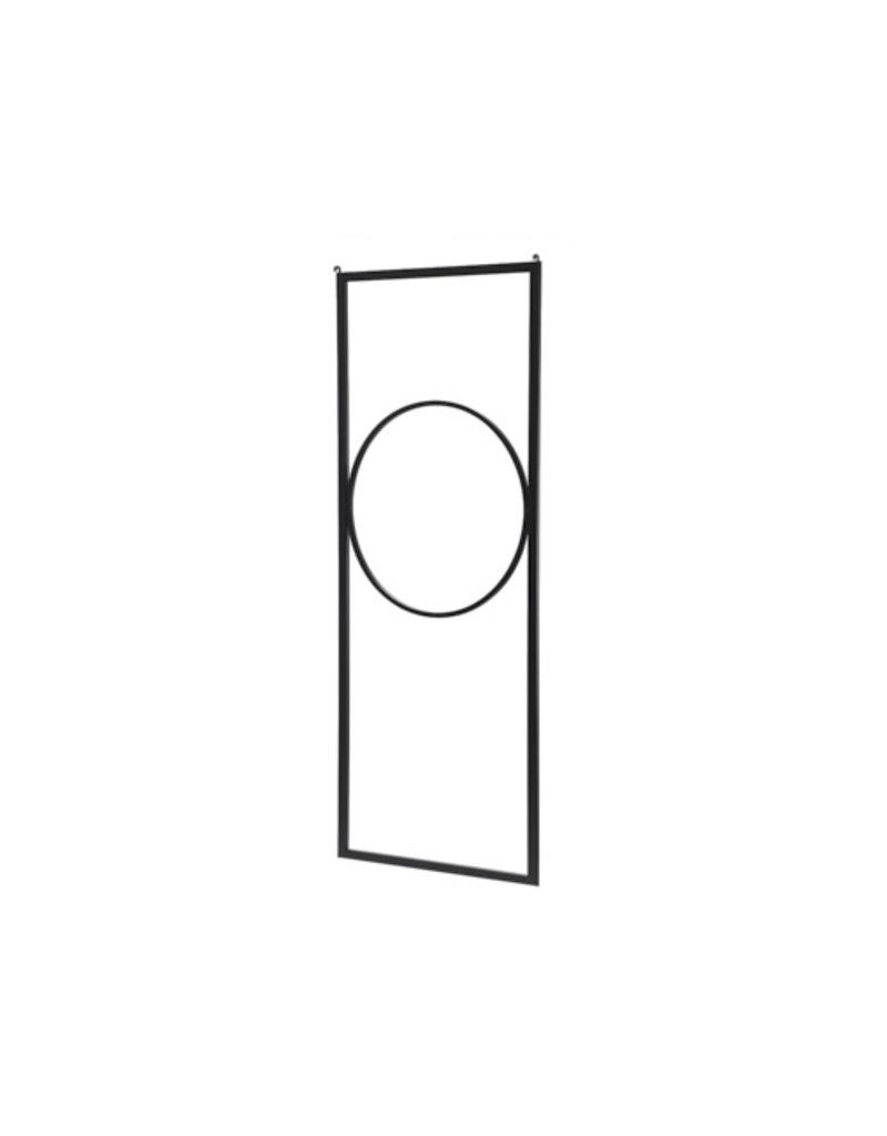 Frame Rechthoek mer cirkel