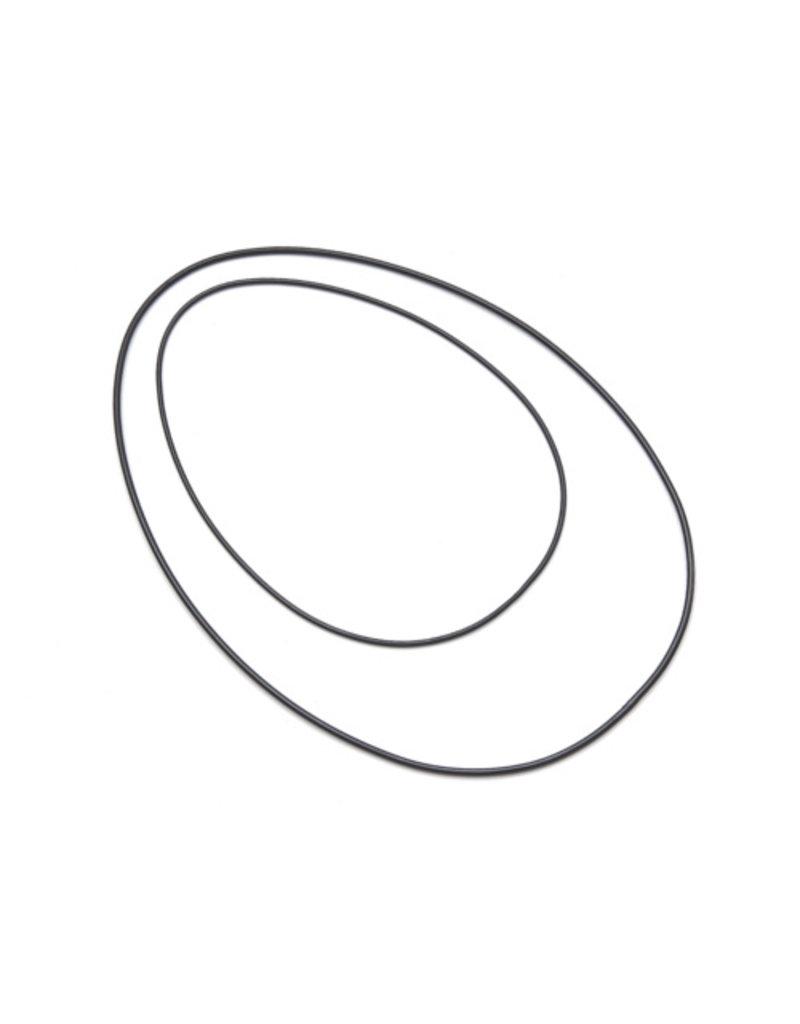 Metalen ring Ei
