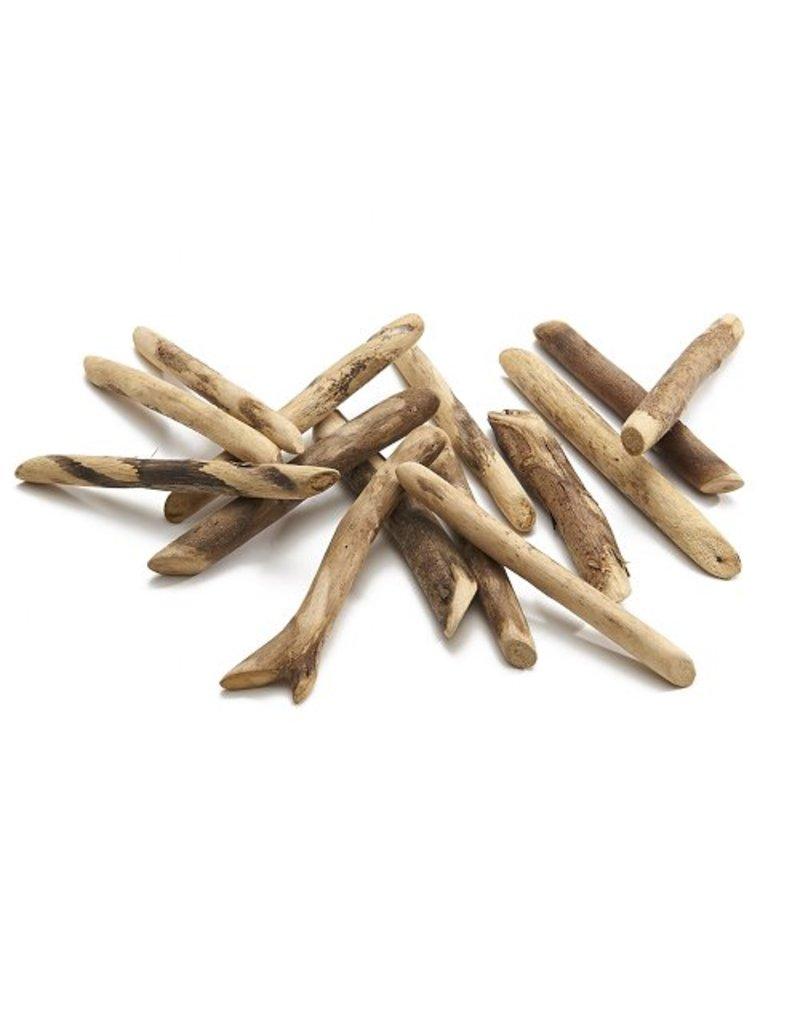 Getumbeld hout 12-15 cm