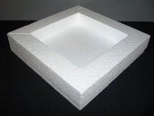 Styrofoam Sea horse