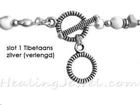 slot 1 Tibetaans zilver