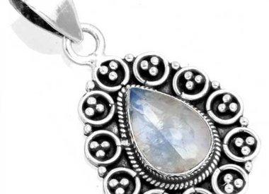 gesmeed zilver