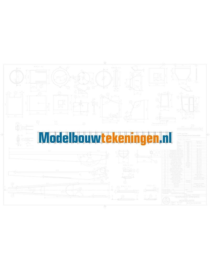 NVM 30.09.033 Scheepskraan van de boeienlegger mv Frans Naerebout