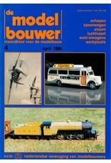 """NVM 95.86.004 Jaargang """"De Modelbouwer"""" Editie : 86.004 (PDF)"""