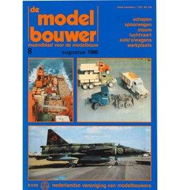"""NVM 95.86.008 Jaargang """"De Modelbouwer"""" Editie : 86.008 (PDF)"""