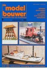 """NVM 95.86.009 Jaargang """"De Modelbouwer"""" Editie : 86.009 (PDF)"""