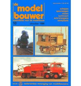 """NVM 95.86.010 Jaargang """"De Modelbouwer"""" Editie : 86.010 (PDF)"""