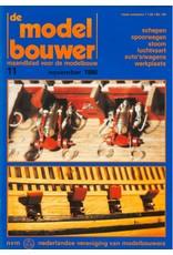 """NVM 95.86.011 Jaargang """"De Modelbouwer"""" Editie : 86.011 (PDF)"""