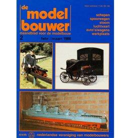 """NVM 95.86.002 Jaargang """"De Modelbouwer"""" Editie : 86.002 (PDF)"""