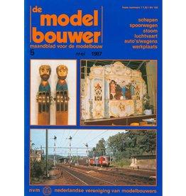 """NVM 95.87.004 Jaargang """"De Modelbouwer"""" Editie : 87.004 (PDF)"""