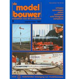 """NVM 95.87.009 Jaargang """"De Modelbouwer"""" Editie : 87.009 (PDF)"""