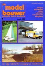 """NVM 95.88.004 Jaargang """"De Modelbouwer"""" Editie : 88.004 (PDF)"""
