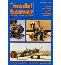 """NVM 95.88.007 Jaargang """"De Modelbouwer"""" Editie : 88.007 (PDF)"""