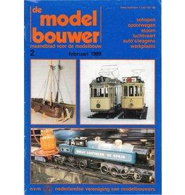 """NVM 95.89.002 Jaargang """"De Modelbouwer"""" Editie : 89.002 (PDF)"""