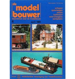 """NVM 95.89.004 Jaargang """"De Modelbouwer"""" Editie : 89.004 (PDF)"""