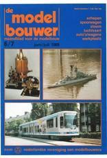 """NVM 95.89.006 Jaargang """"De Modelbouwer"""" Editie : 89.006 (PDF)"""