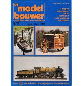 """NVM 95.89.009 Jaargang """"De Modelbouwer"""" Editie : 89.009 (PDF)"""