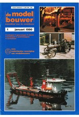 """NVM 95.90.001 Jaargang """"De Modelbouwer"""" Editie : 90.001 (PDF)"""