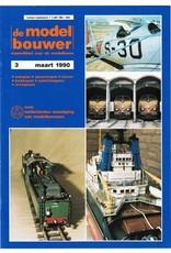 """NVM 95.90.003 Jaargang """"De Modelbouwer"""" Editie : 90.003 (PDF)"""