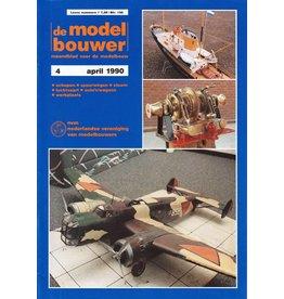 """NVM 95.90.004 Jaargang """"De Modelbouwer"""" Editie : 90.004 (PDF)"""
