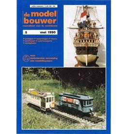 """NVM 95.90.005 Jaargang """"De Modelbouwer"""" Editie : 90.005 (PDF)"""