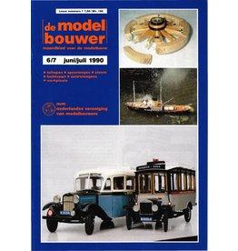 """NVM 95.90.006 Jaargang """"De Modelbouwer"""" Editie : 90.006 (PDF)"""