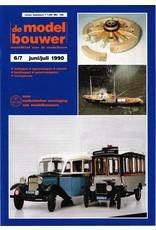 """NVM 95.90.007 Jaargang """"De Modelbouwer"""" Editie : 90.007 (PDF)"""