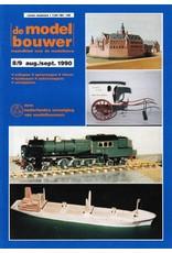 """NVM 95.90.008 Jaargang """"De Modelbouwer"""" Editie : 90.008 (PDF)"""