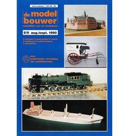 """NVM 95.90.009 Jaargang """"De Modelbouwer"""" Editie : 90.009 (PDF)"""
