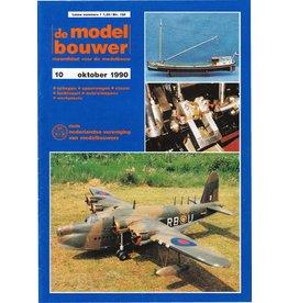 """NVM 95.90.010 Jaargang """"De Modelbouwer"""" Editie : 90.010 (PDF)"""