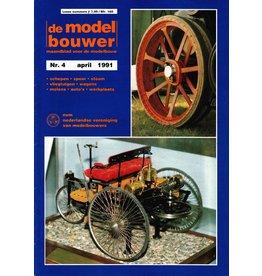 """NVM 95.91.004 Jaargang """"De Modelbouwer"""" Editie : 91.004 (PDF)"""
