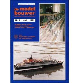 """NVM 95.91.005 Jaargang """"De Modelbouwer"""" Editie : 91.005 (PDF)"""