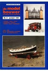 """NVM 95.91.006 Jaargang """"De Modelbouwer"""" Editie : 91.006 (PDF)"""
