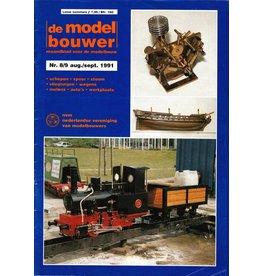"""NVM 95.91.008 Jaargang """"De Modelbouwer"""" Editie : 91.008 (PDF)"""