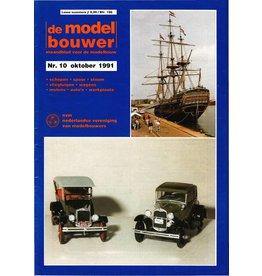 """NVM 95.91.010 Jaargang """"De Modelbouwer"""" Editie : 91.010 (PDF)"""