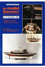 """NVM 95.91.012 Jaargang """"De Modelbouwer"""" Editie : 91.012 (PDF)"""