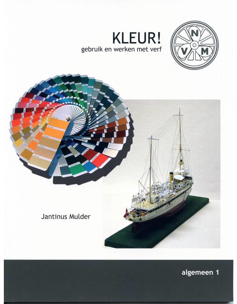 NVM 74.80.001 Kleur! Gebruik en werken met verf