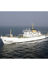 """NVM 10.11.056 HrMs oceanografisch onderzoekvaartuig """"Tydeman"""" A906 (1976)"""
