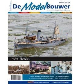 """NVM 95.13.004 Jaargang """"De Modelbouwer"""" Editie : 13.004"""