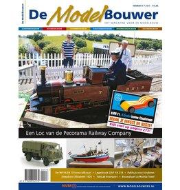 """NVM 95.13.005 Jaargang """"De Modelbouwer"""" Editie : 13.005"""