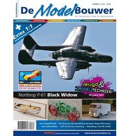"""NVM 95.13.007 Jaargang """"De Modelbouwer"""" Editie : 13.007 (PDF)"""