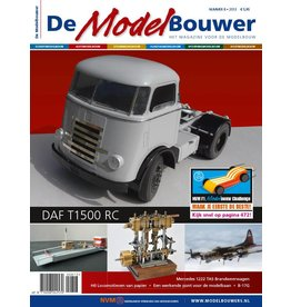 """NVM 95.13.008 Jaargang """"De Modelbouwer"""" Editie : 13.008 (PDF)"""